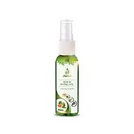 Serum dưỡng tóc tinh dầu Vỏ Bưởi 38ml JULYHOUSE giúp mái tóc khoẻ bồng bềnh, phục hồi tóc hư tổn, hương thơm thư giãn an toàn thumbnail