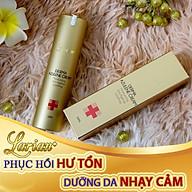 Kem phục hồi dưỡng ẩm cho da nhạy cảm Larian+ Derma Azulene Cream thumbnail