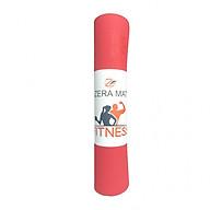 Thảm tập yoga Fitness Zera TPE 1 lớp 8mm thumbnail