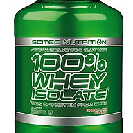 100% WHEY PROTEIN ISOLATE 2000 CHOCOLATE thumbnail