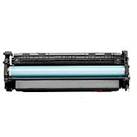 Mực Cartridge HP 202A - CF500A đen - 501A xanh - 502A vàng - 503A đỏ dùng cho máy in M254dw, 254nw, M280nw, M281fdw, 281fdn - hộp mực in laser color thumbnail