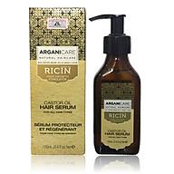 TInh dầu dưỡng tóc ARGANICARE Castor Hair Serum for All hair types 100ml thumbnail
