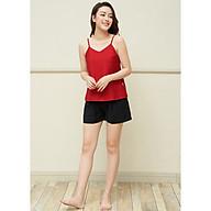 Áo 2 dây đũi bamboo thiết kế Freedy thời trang đa tiện ích thumbnail