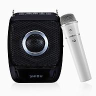 Máy trợ giảng không dây UHF Shidu S92 - Hàng Chính Hãng thumbnail