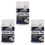 Combo 3 Hộp Tinh Chất Hàu Goodhealth Oyster Plus 60 Viên - Tăng Cường Sinh Lý - Cải Thiện Chất Lượng Tinh Trùng - Hàng Chính Hãng New Zealand thumbnail