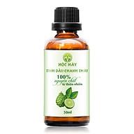 Tinh dầu Chanh tươi (Chanh Thái) 50ml Mộc Mây - tinh dầu thiên nhiên nguyên chất 100% - chất lượng và mùi hương vượt trội - Có kiểm định thumbnail
