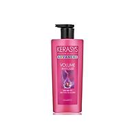 Dầu gội cao cấp chăm sóc chuyên sâu và Collagen phục hồi tóc chắc khỏe KERASYS ADVANCED AMPOULE VOLUME 600ml - Hàn Quốc Chính Hãng thumbnail