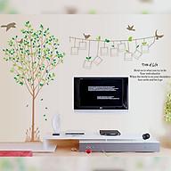Decal dán tường trang trí phòng ngủ, lớp mầm non- Pool hạnh phúc- mã sp DAY215 thumbnail