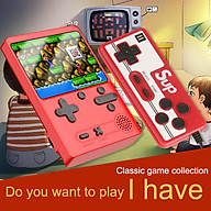 Máy chơi game cầm tay mini M6 với 500 game cononsole kết nối TV, game điện tử 4 nút mini sup500 ( Bản 2 người chơi ) thumbnail