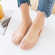 Tất Đi Hài đi giầy lười giày bệt Nữ Dùng Đi Giày Búp Bê cực xinh thumbnail
