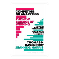 Competing On Analytics Updated With A New Introduction The New Science Of Winning thumbnail