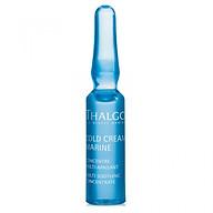 Combo 7 THALGO Tinh chất dưỡng ẩm da nhạy cảm Thalgo Nutri Soothing Concentrate 7 1.2ml thumbnail