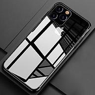 Ốp lưng cho iPhone 11 Pro Max (6.5) hiệu j-CASE Tpu viền màu - Hàng nhập khẩu thumbnail