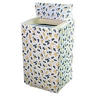 Vỏ bọc máy giặt cửa trên loại dày đẹp cho máy từ 7.5-9.5kg thumbnail