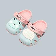 Sandal nhựa cho bé Ếch Milly thumbnail