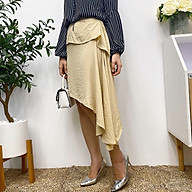 Chân váy dài vạt lệch - 20Again thumbnail
