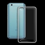 Ốp lưng cho Xiaomi Redmi 5A - 01127 - Ốp dẻo trong - Hàng Chính Hãng thumbnail