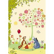 Tranh Dán Tường CASAMA Chú Gấu Pooh - 1-409 thumbnail