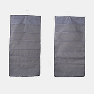 Túi Vải Hai Mặt Đựng Đồ Lót Nhiều Ngăn thumbnail