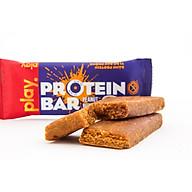 Hộp 12 Thanh Protein PLAY Vị Bơ Đậu Phộng thumbnail