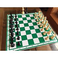 Quân cờ vua ( Vua ,Hậu, Mã , Xe, Tượng, Tốt ) tiêu chuẩn thi đấu quốc tế thumbnail