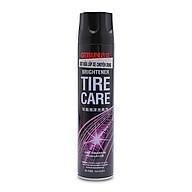 Chai xịt bọt rửa lốp xe chuyên dụng 650ml cho ô tô xe máy thumbnail