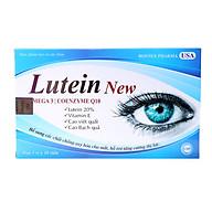Viên uống Lutein New Omega 3 bổ mắt và tăng cường thị lực thumbnail