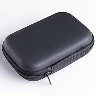 Hộp đựng phụ kiện công nghệ SmileBox form cứng đựng ổ cứng, pin sạc, tai nghe, bộ sạc điện thoại nhiều size - Hàng chính hãng thumbnail
