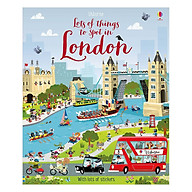 Usborne Lots of things to spot in London thumbnail