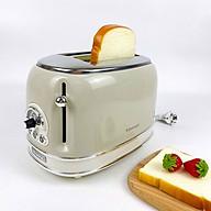 Máy nướng bánh mỳ 2 khay Ariete MOD.0155 - Hàng Chính Hãng thumbnail