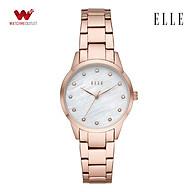 Đồng hồ Nữ Elle dây thép không gỉ 33mm - ELL25002 thumbnail