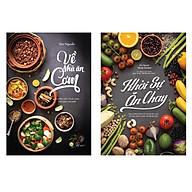 Sách - Combo Về nhà ăn cơm và Khởi sự ăn chay (tặng kèm bookmark) thumbnail