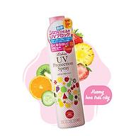 Xịt chống nắng hương trái cây Lishan Nhật Bản SPF 50+ PA++++ (230g) thumbnail