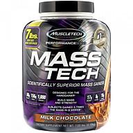 Sữa tăng cân Mass Tech 7lbs (3.18kg) - Hàng chính hãng Muscletech USA thumbnail