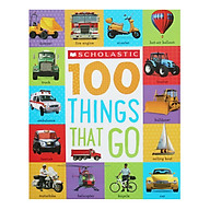 Scholastic 100 Things That Go thumbnail