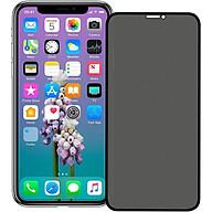 Tấm dán cường lực full 9H chống nhìn trộm dành cho iphone 11 6.1 inch thumbnail