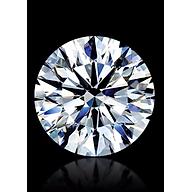 Đá Moissanite diamond 5.4ly thumbnail