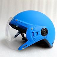 Mũ Bảo Hiểm có kính A33K Nhiều màu _ Mũ Bảo Hiểm Đôi Siêu Ciu thumbnail