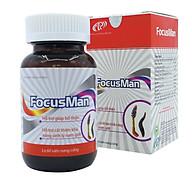 Bổ thận tăng cường sinh lý Focus man - Chính hãng thumbnail