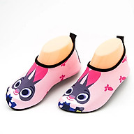 Giày Đi Dưới Nước Trẻ Em chống trơn trượt, gọn nhẹ, sử dụng nhiều lần, phù hợp đi du lich, thân thiện với môi trường, chịu nước tốt và nhanh khô, nhiều màu lựa chọn (SK020) Rabit thumbnail