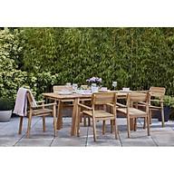 Bộ bàn ghế Robinhood gỗ dầu thumbnail