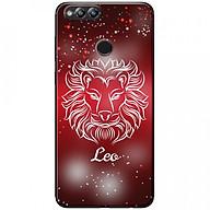 Ốp lưng dành cho Honor 7X mẫu Cung hoàng đạo Leo (đỏ) thumbnail