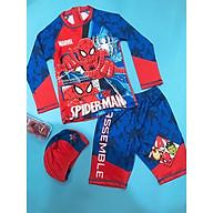Bộ bơi bé trai người nhện tay dài chống nắng- NHỆN SPIDERMAN thumbnail