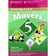 Cambridge Young Learner English Test Movers 5 Student Book thumbnail