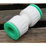 Nối ống nước PPr 20mm dạng thẳng. Xuất sứ Hàn Quốc. NỐI ÔNG KHÔNG CẦN KEO HOẶC HÀN ỐNG, thumbnail