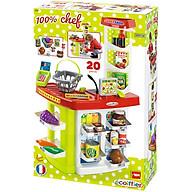 Đồ chơi Mô hình ECOIFFIER Đồ chơi siêu thị tiện dụng (Siêu thị mini cao cấp) 001784 thumbnail