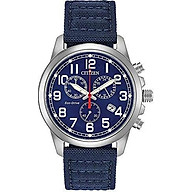 Citizen Men s Eco-Drive Chronograph Watch with Date, AT0200-05E thumbnail