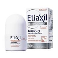Lăn khử mùi Etiaxil Détranspirant Traitement Confort+ Aisselles Peaux Sensibles 15ml (Dành cho da siêu nhạy cảm) thumbnail