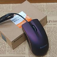 Chuột máy tính có dây Lenovo M20 kèm lót chuột quang 200x240mm - Hàng nhập khẩu thumbnail