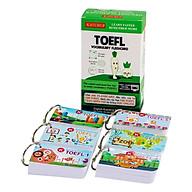 Bộ KatchUp Flashcard TOEFL - High Quality - Trắng thumbnail